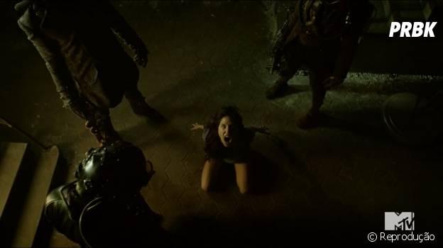 """Em """"Teen Wolf"""", Tracy (Kelsey Asbille) na verdade é uma das criaturas dos Doutores"""