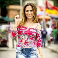 """Tatá Werneck comemora sucesso em """"I Love Paraisópolis"""" e revela segredos de beleza e boa forma"""