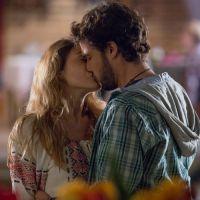 """Reta final """"Sete Vidas"""": Pedro implora para Júlia (Isabelle Drummond) não viajar com Felipe!"""