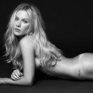 Thaila Ayala e Fiorella Mattheis ficam nuas e posam sensuais para livro de fotógrafo brasileiro
