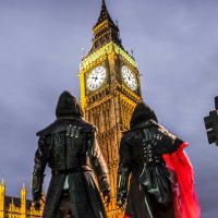 "Novo ""Assassin's Creed: Syndicate"" ganha trailer live-action cheio de parkour e adrenalina"