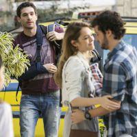 """Final de """"Sete Vidas"""": Júlia (Isabelle Drummond) e Felipe se entendem antes de se separarem"""