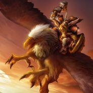 """Filme """"Warcraft"""" e realidade virtual da Google: descubra a emoção de voar num grifo!"""