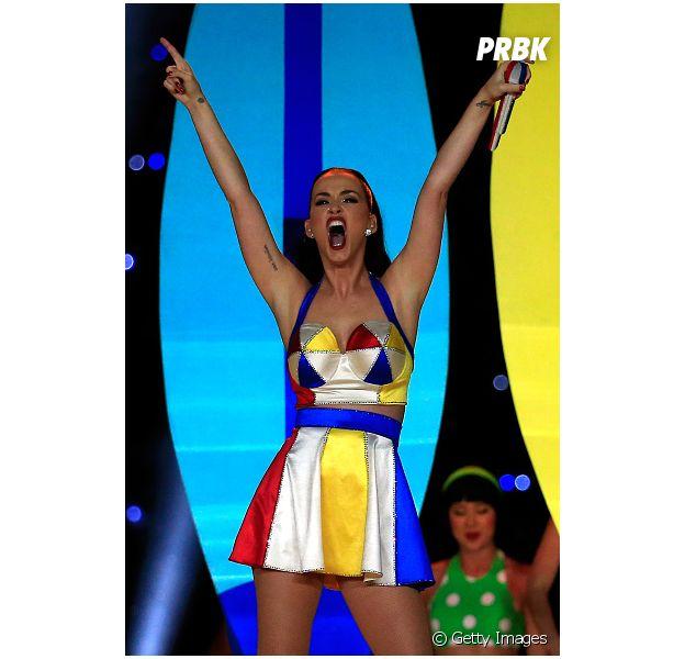 Katy Perry no Super Bowl 2015