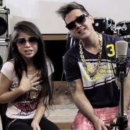 Bruno Mars e Jorge e Mateus na voz de MC Melody? Funkeira canta com a irmã e o pai em vídeo viral!