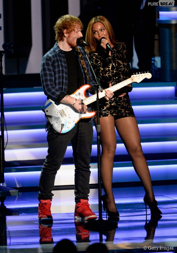 Beyoncé e Ed Sheeran confirmados no festival Global Citizen 2015