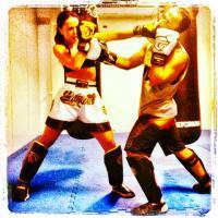 Fernanda Souza e Bruno Gagliasso se renderam ao muay thai! Entenda o porquê!