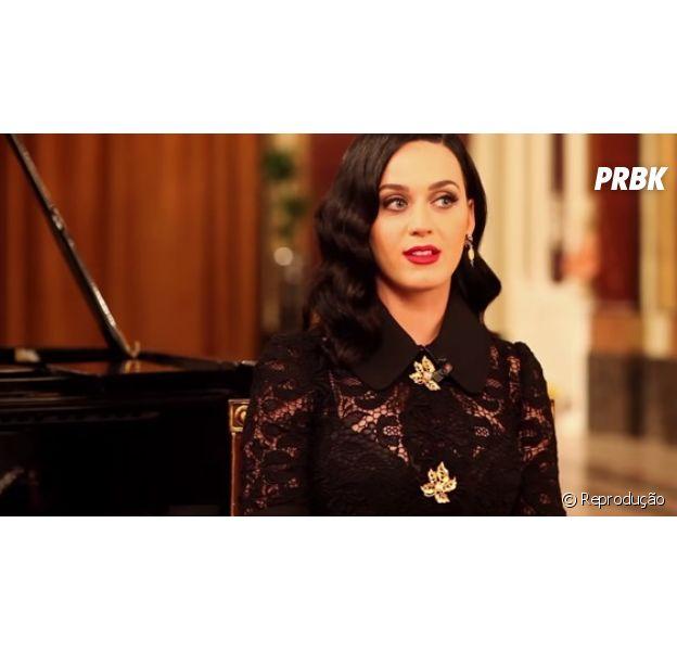 Katy Perry em etrevista para a Forbes