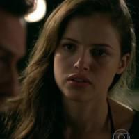 """Novela """"Verdades Secretas"""": Giovanna descobre caso de Alex com Angel e faz chantagem!"""