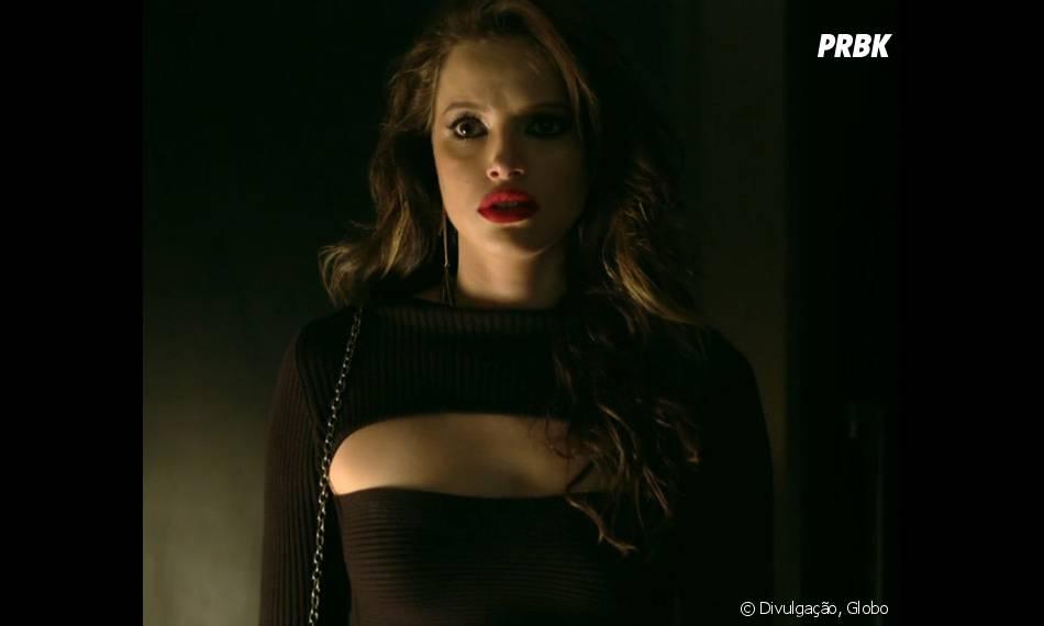 """Será que Giovanna (Agatha Moreira) vai conseguir o que quer em """"Verdades Secretas""""?"""