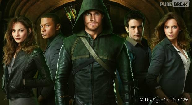 """""""Arrow"""" vai ser exibida na televisão aberta pelo SBT!"""