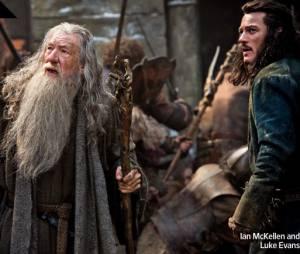 """Ian McKellen foi visto por último em """"Hobbit: A Batalha dos Cinco Exércitos"""""""