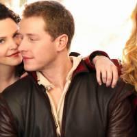 """Em """"Once Upon a Time"""": na 5ª temporada, Emma como Senhora das Trevas preocupa Charming e Snow"""