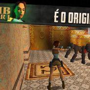 """Primeiro game de """"Tomb Raider"""" está custando apenas R$0,10 na Google Play Store! Corre lá!"""