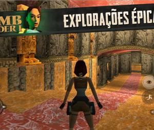 """Os gráficos ajudam na performance de """"Tomb Raider"""" para Android"""