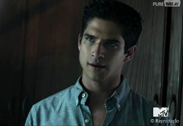 """Em """"Teen Wolf"""", as coisas estão ficando difíceis para Scott (Tyler Posey) e seus amigos"""