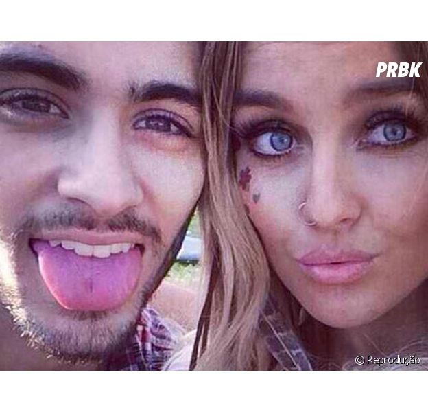 Perrie Edwards fala sobre término com Zayn Malik, ex-One Direction