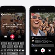 Facebook Live é lançado e permite que celebridades façam vídeos ao vivo na rede social