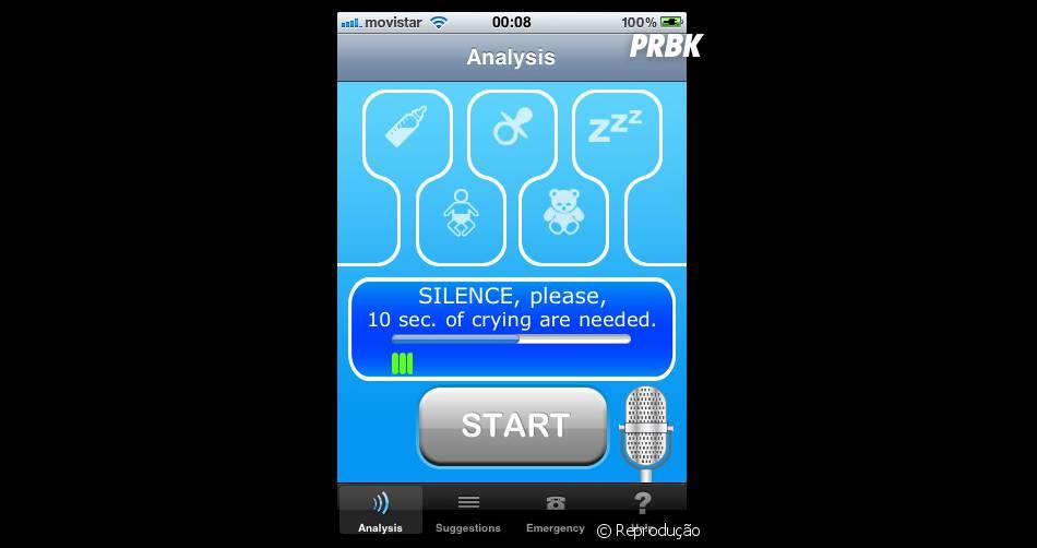 Cry Translator: você confiaria em um aplicativo que diz o que seu bebê precisa?