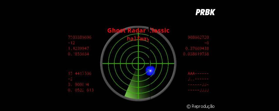 Ghost Radar Classic garante encontrar fantasmas ao seu redor. Que medo!