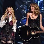 Taylor Swift e Madonna juntas? Cantoras prometem nova parceria e falam sobre amizade e rivalidade