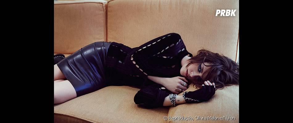 Kristen Stewart abre o jogo sobre sexualidade e dispara contra fofocas na revista Nylon