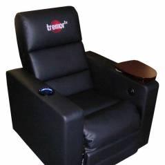 Cadeira para Home Theather vibra em sincronia com o filme