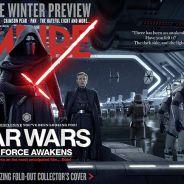 """De """"Star Wars VII"""": vilões e mocinhos aparecem incríveis em novas imagens do filme. Confira!"""