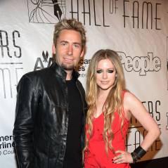 Avril Lavigne anuncia divórcio com Chad Kroeger, vocalista da banda Nickelback