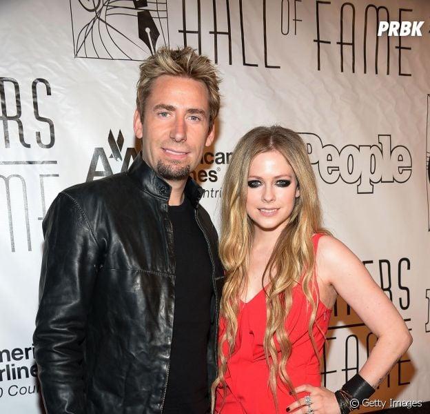 Avril Lavigne e Chad Kroeger anunciaram separação!