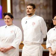 """No """"MasterChef Brasil"""": Izabel, Raul e Jiang cozinham com ingredientes preferidos de Erick Jacquin"""