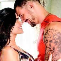 """Novela """"A Regra do Jogo"""": Tóia briga com Juliano (Cauã Reymond) e expulsa o noivo de casa!"""