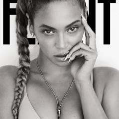 Beyoncé banca a Miley Cyrus e faz topless em ensaio sensual para a revista Flaunt. Confira!
