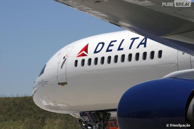 """""""Delta Airlines"""": passagem saíram por menos de R$12"""