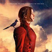 """De """"Jogos Vorazes: A Esperança - O Final"""": Katniss arrasa em novos vídeo e pôster divulgados!"""