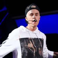 """Justin Bieber posa sem camisa em meio a bateria pesada de trabalho: """"Dormindo tarde, acordando cedo"""""""