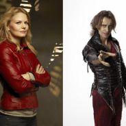 """Duelo """"Once Upon a Time"""": Emma Swan ou Rumple? Quem será o melhor Senhor(a) das Trevas?"""