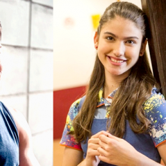 """Arthur Aguiar e Giovanna Grigio, após """"Chiquititas"""", farão par romântico na novela """"Candinho"""""""