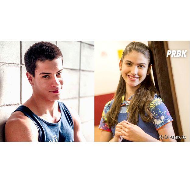 """Em """"Candinho"""",Arthur Aguiar e Giovanna Grigio vão fazer par romântico"""