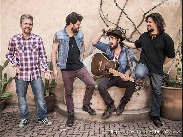 Suricato está confirmadíssimo no dia 27 de setembro do Rock in Rio 2015, tocando no Palco Sunset do festival, ao lado de Raul Midón