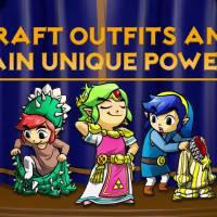 """Trailer de """"The Legend of Zelda: Tri Force Heroes"""" fala sobre a história do game e criação de items"""
