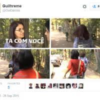 Taylor Swift, Netflix, Xuxa e mais em memes da senhora que viralizou na web após fugir de repórter!