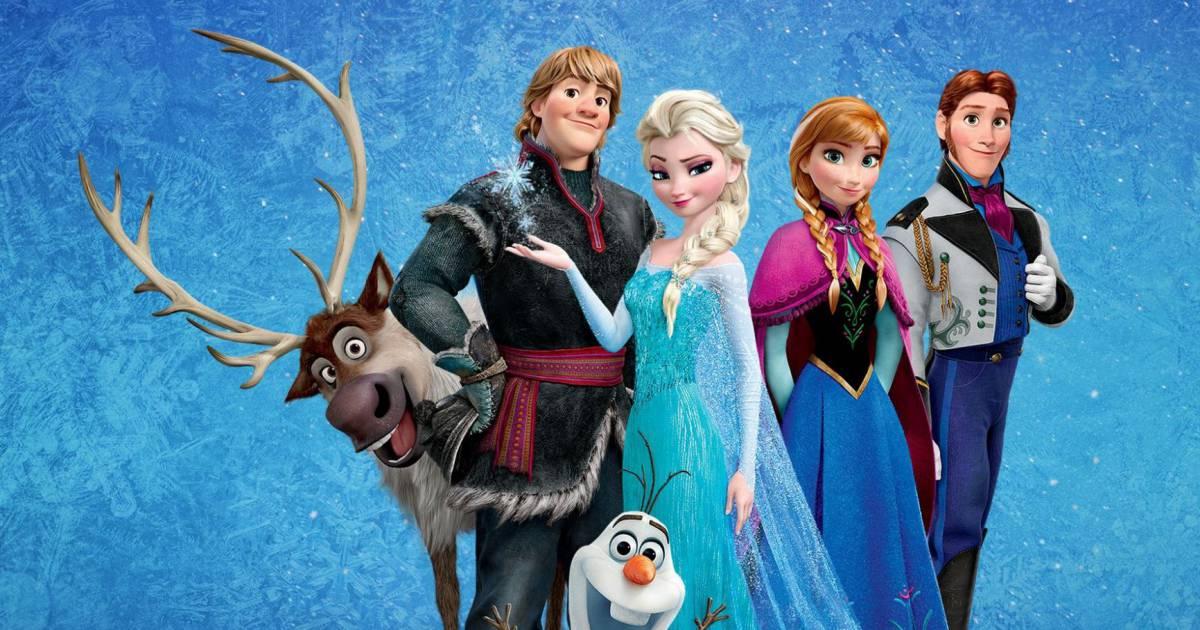 Resultado de imagem para Frozen - Uma Aventura Congelante