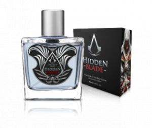"Perfume Hidden Blade, inspirado em ""Assassin's Creed"", custa 150 reais"