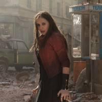 """De """"Capitão América 3"""": Feiticeira Escarlate vai estar em qual time? Elizabeth Olsen responde!"""