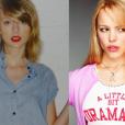 """A Taylor Swift já foi chamada de Regina George (""""Meninas Malvadas"""") pela Katy Perry... e não é que combinaria?"""