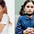 """O que a Ariana Grande e a Esther, de """"A Órfã"""", têm em comum? As duas parecem ter 12 anos de idade, mesmo sendo bem mais velhas que isso"""