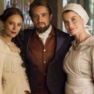 """Novela """"Além do Tempo"""": Melissa, Lívia, Felipe e tudo o que vai rolar na nova fase da trama!"""