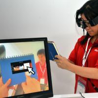 Pensando nos Jogos Olímpicos, Japão cria óculos que traduz idioma para inglês