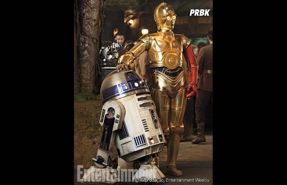 """E aí? Tem mais alguém na expectativa para """"Star Wars VII: O Despertar da Força""""?"""